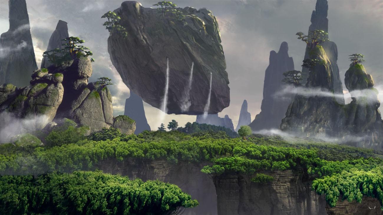 石头风景高清图片