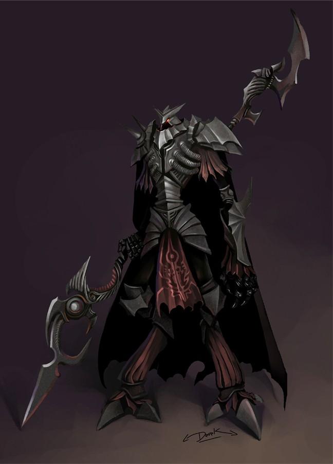黑暗魔导师