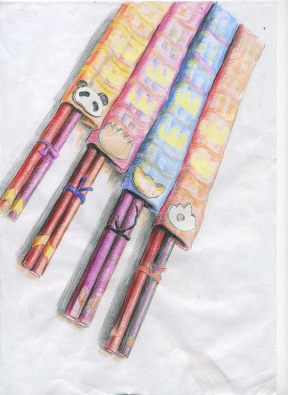 筷套设计6