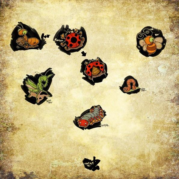 各种昆虫的蛾子及名称 各种蛾子及名称 蛾子的各种名字和图片