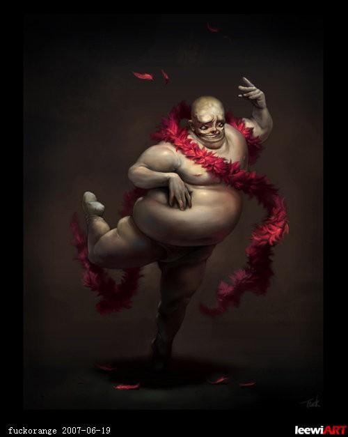 黑暗中的舞者3