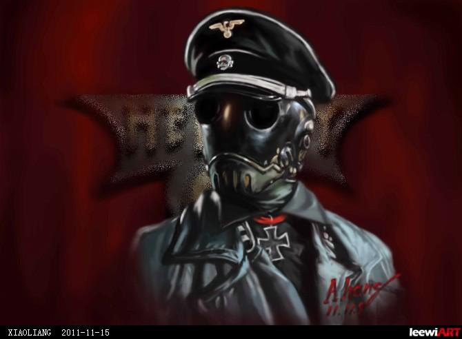 纳粹 动漫 军官 头像 纳粹 军官 动漫 图片 搜索 ...