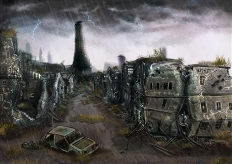 一部战争电影一个小女孩在废墟楼中的狙击进攻上来的电影叫什名字