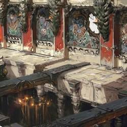 寺庙设计稿