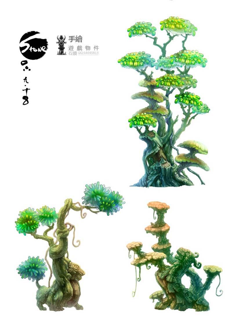 盆景 盆栽 植物 800_1093 竖版 竖屏