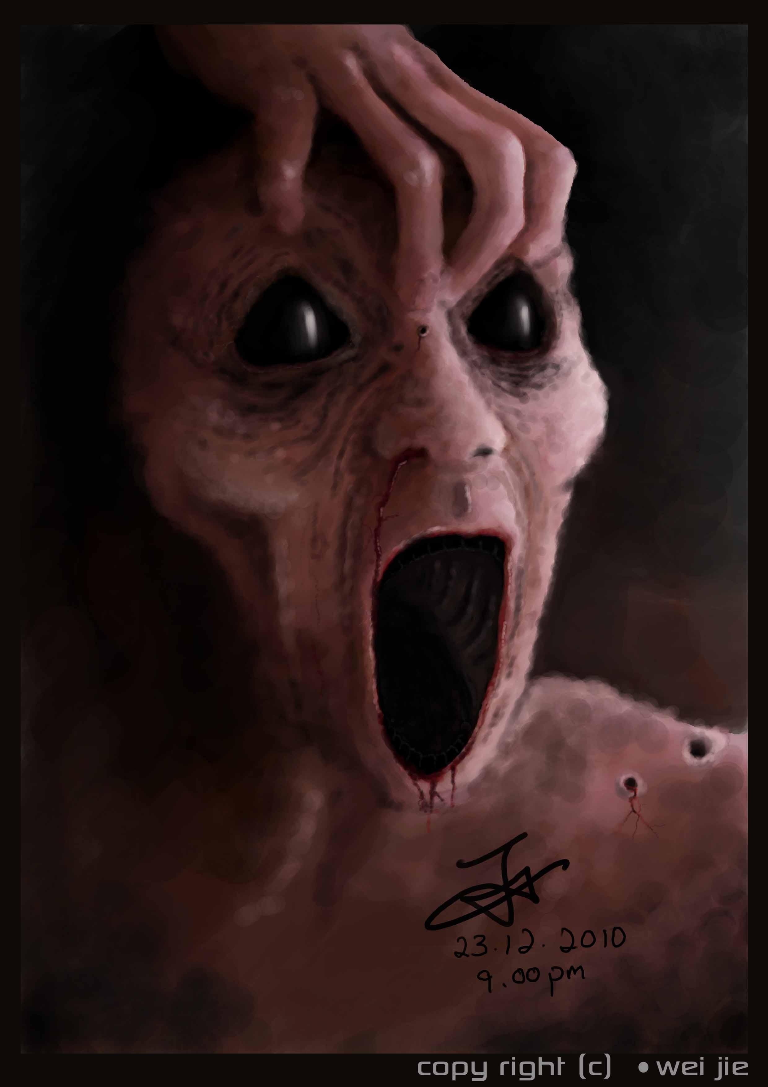 ET 外星人图片