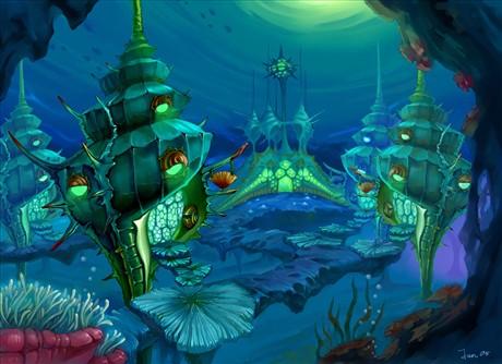 世界最具特色的海族馆