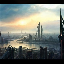 "Gothic City-哥特之城  获得《EXPOSE 6》大师奖""Master Award"""