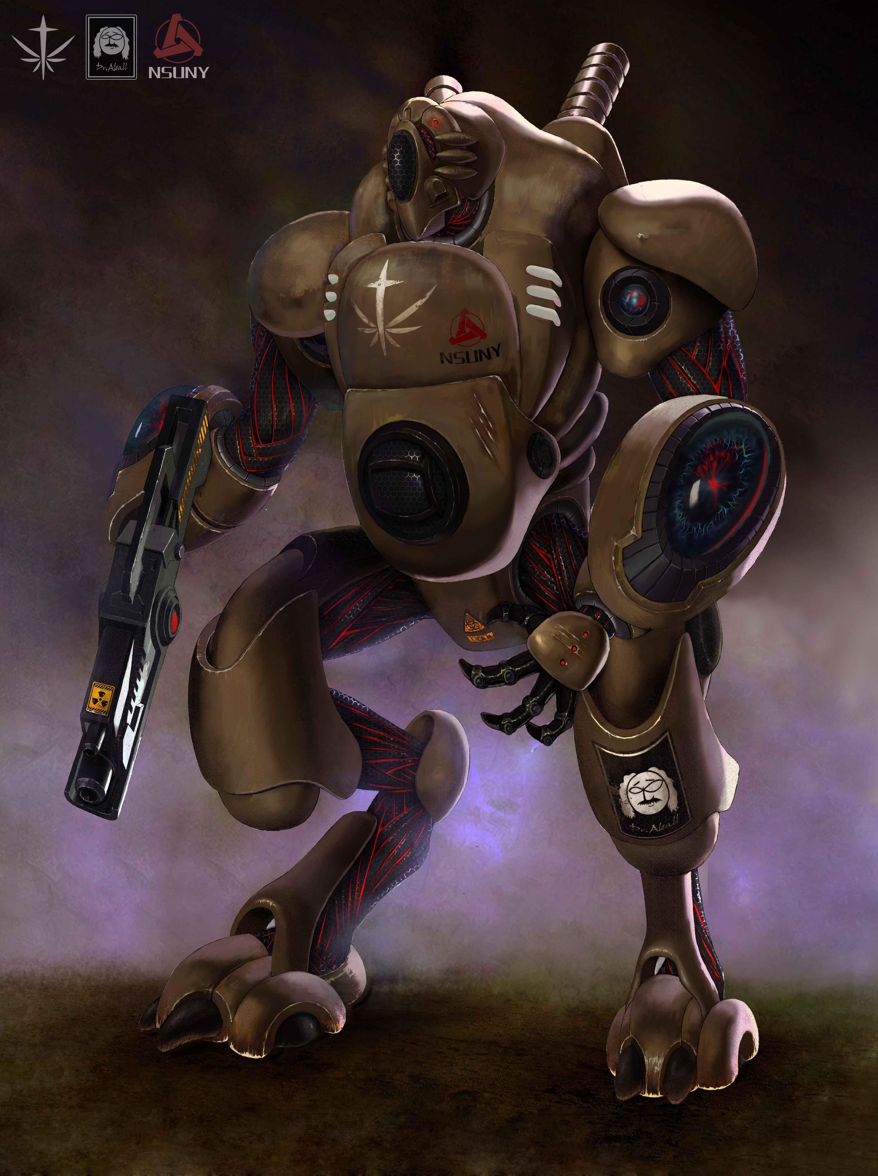 未来机器人