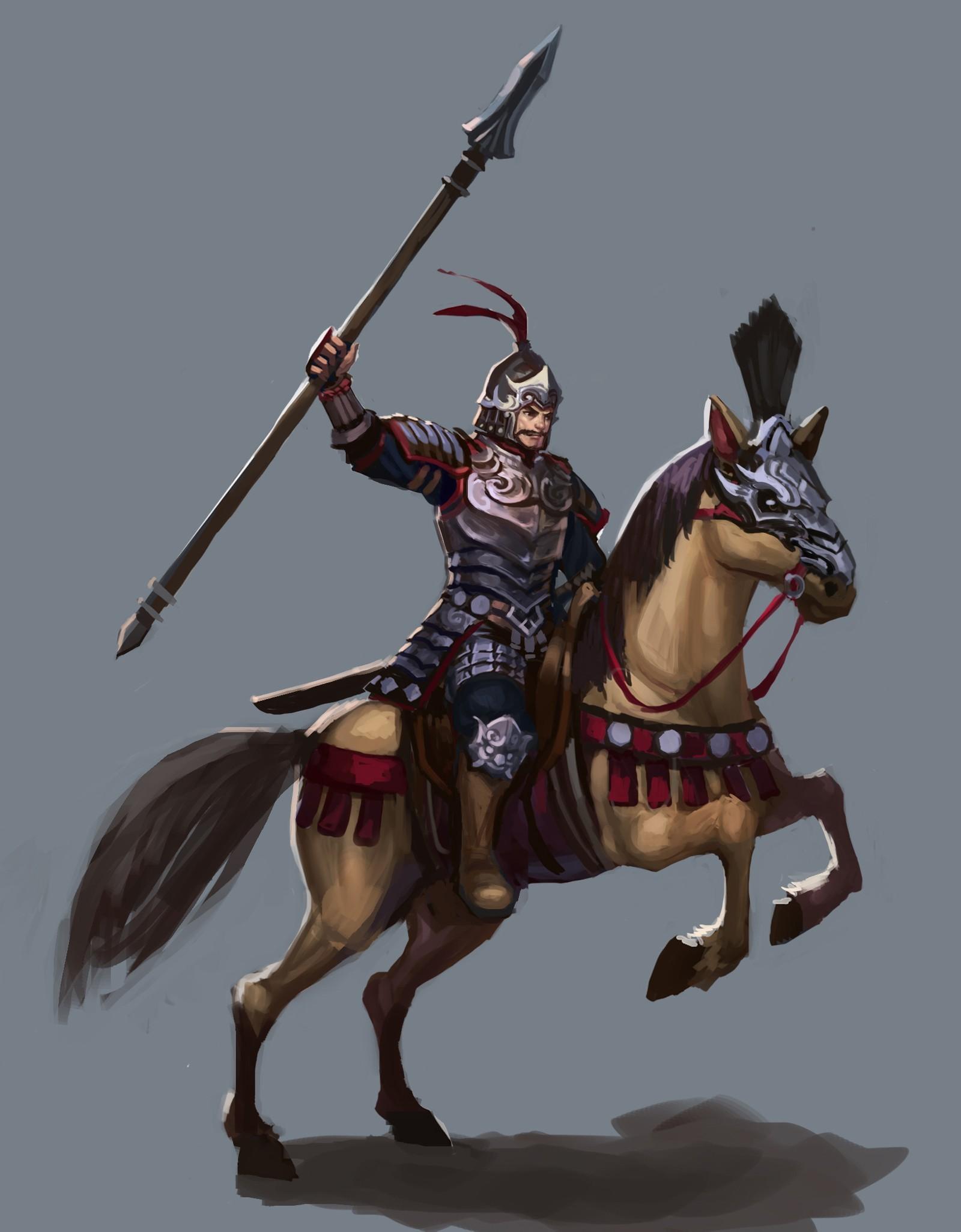 古代骑士 由 kingjack