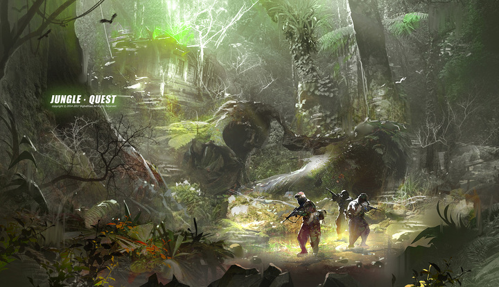 Jungle Quest丛林探索