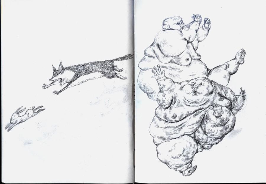 小兔怎么画的步骤