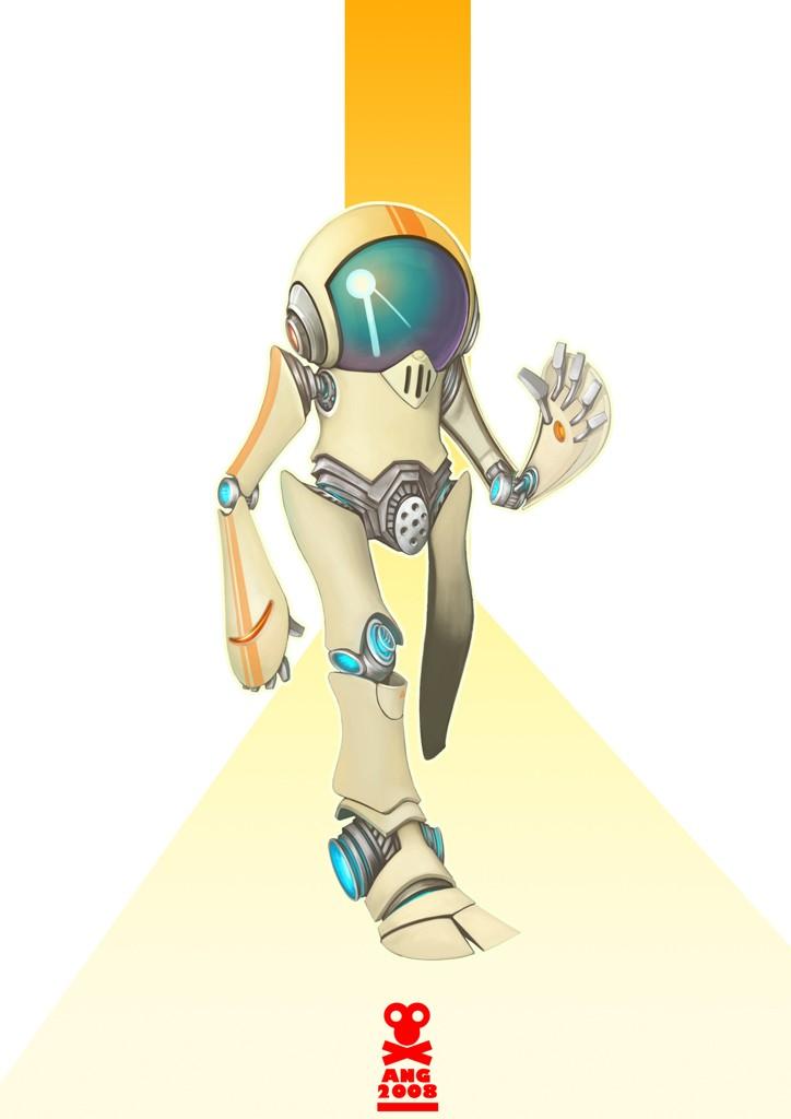 机器人 由 ang 创作 |