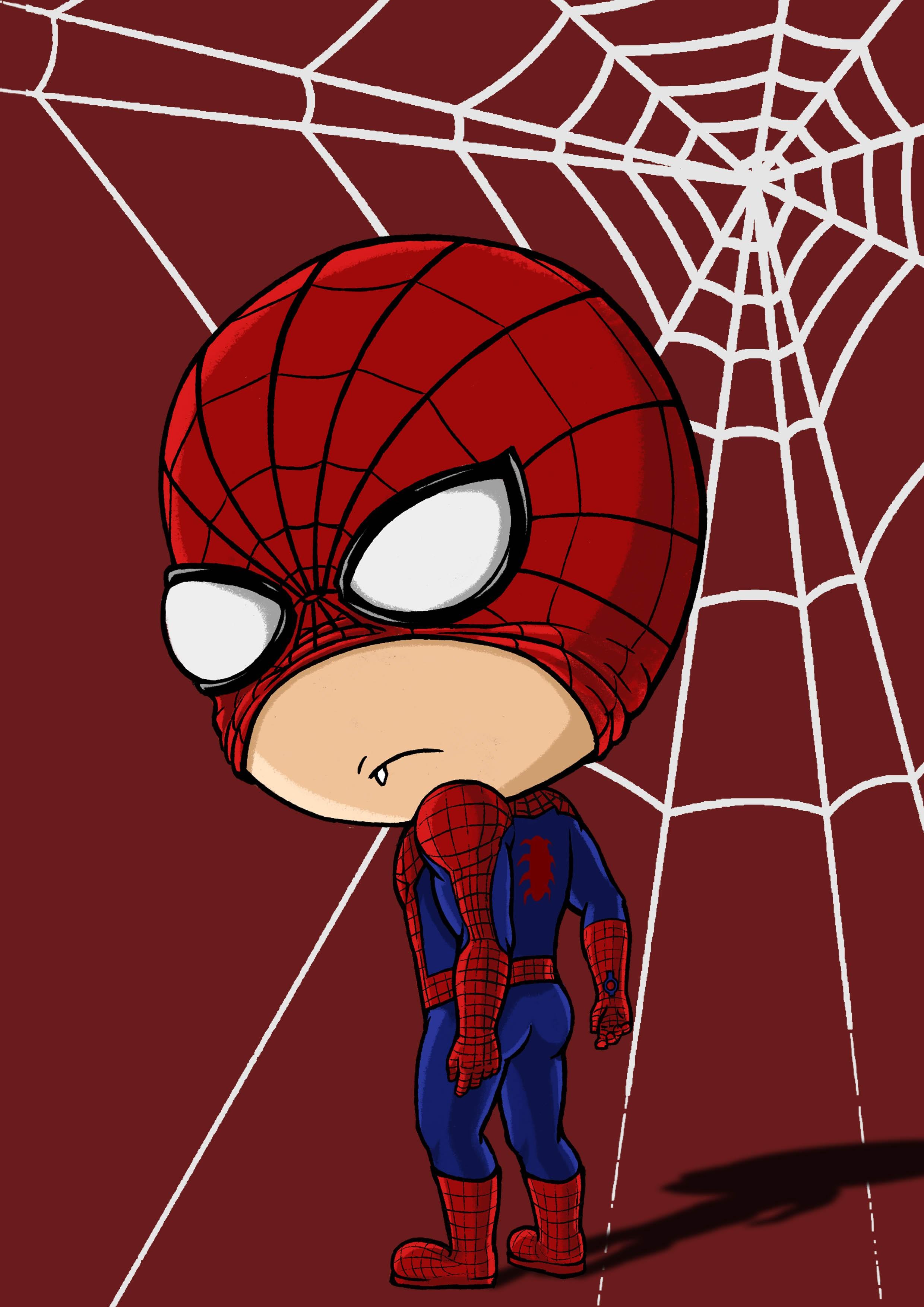 i am hero-漫威英雄系列-蜘蛛侠图片