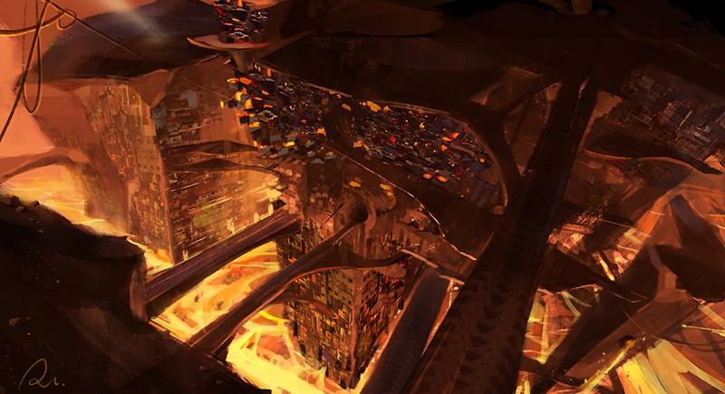 熔炉 华盛顿圆形剧场