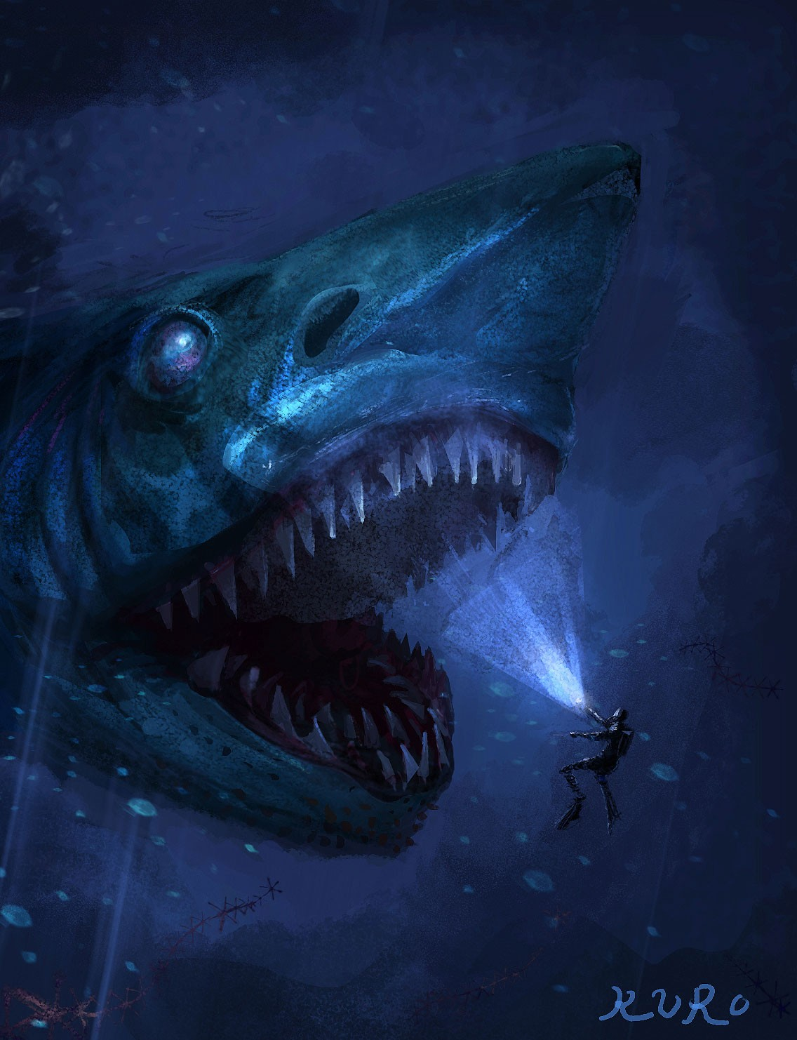 深海恐惧症 由 kuro0_0