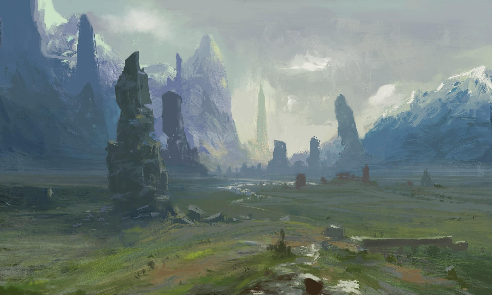 魔域里最美丽的风景
