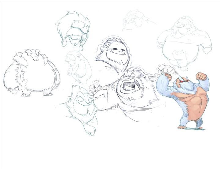 动漫 简笔画 卡通 漫画 手绘 头像 线稿 720_552