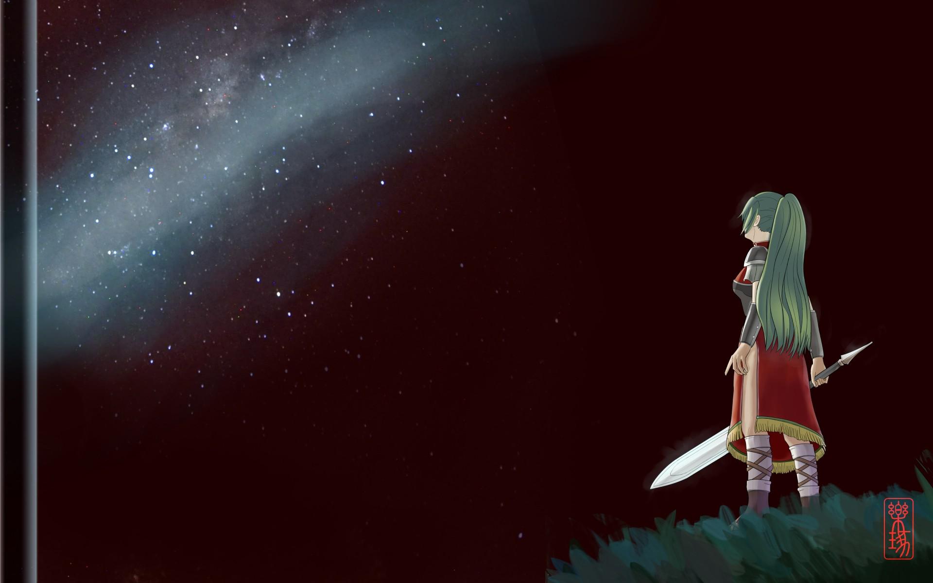 仰望星空 由 乐琢 创作