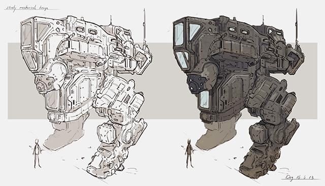 机械概念设计