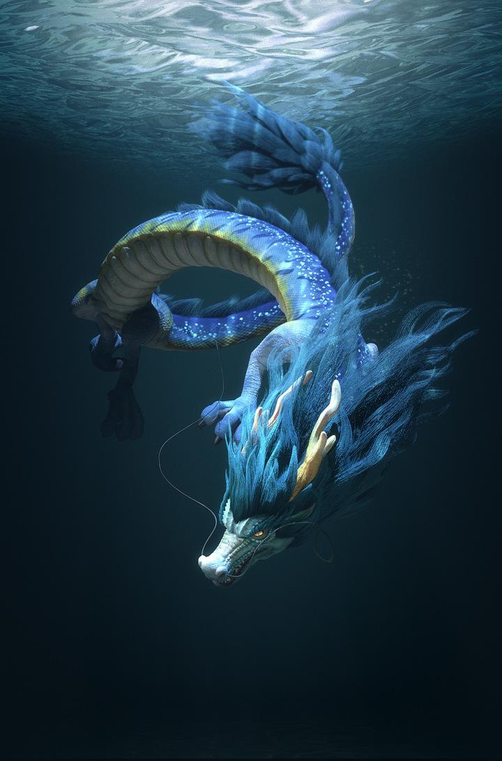 深海动物折纸大全图解