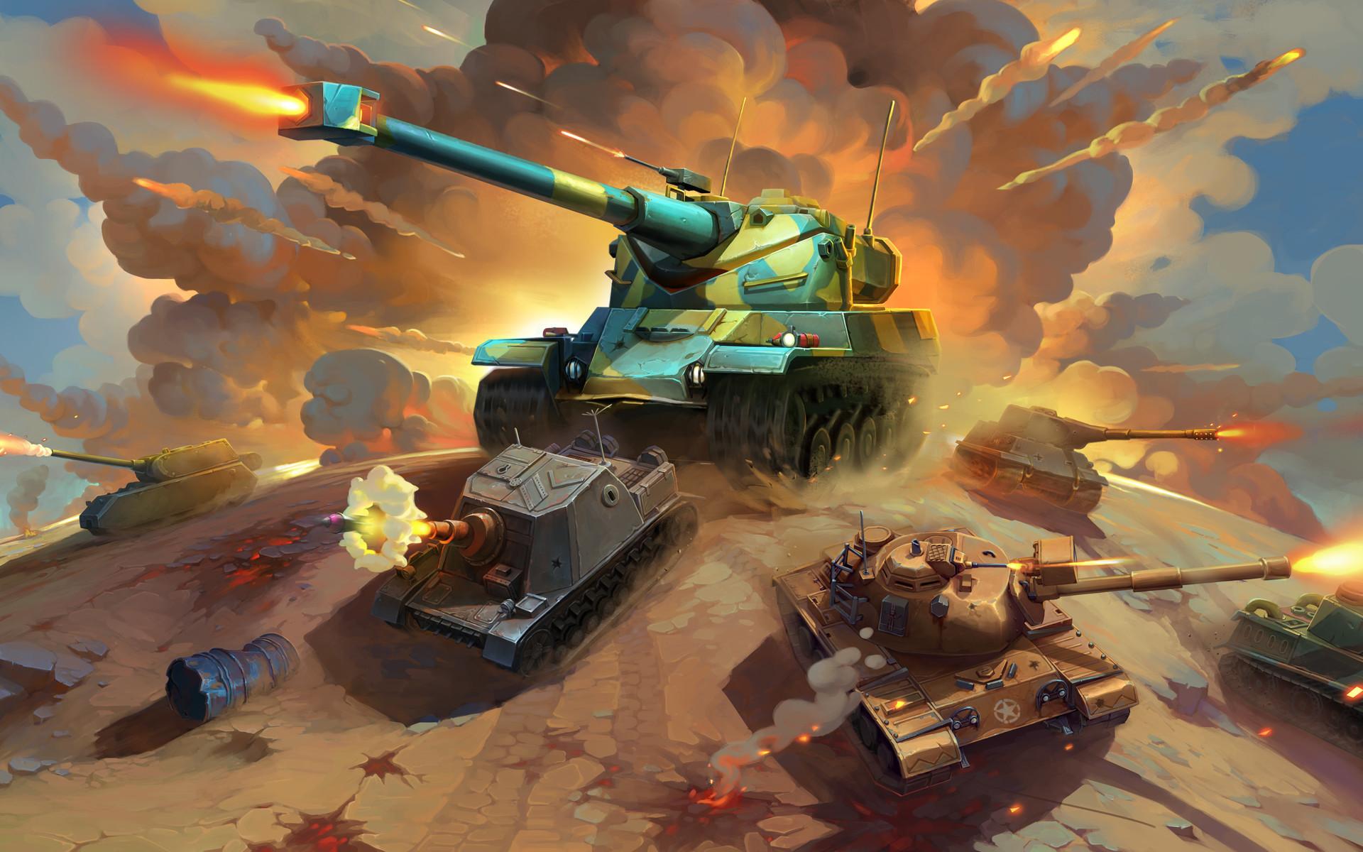 二战坦克游戏大全_坦克大战 _排行榜大全