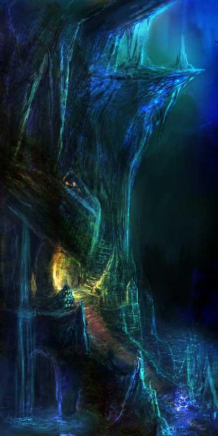 壁纸 海底 海底世界 海洋馆 水族馆 440_880 竖版 竖屏 手机
