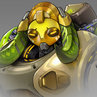 Orisa character concept