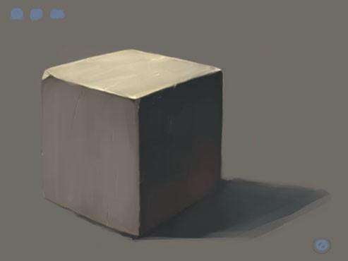 石膏正方体步骤