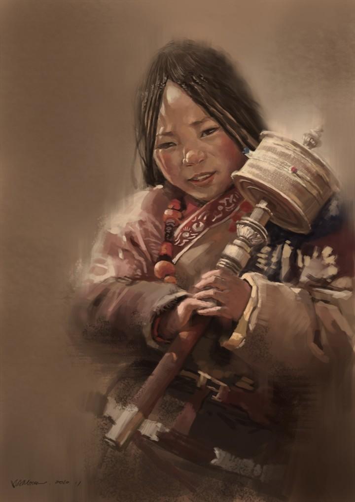藏族小孩副本
