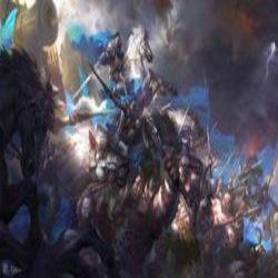 元素动力冯伟——魔兽电影海报全图