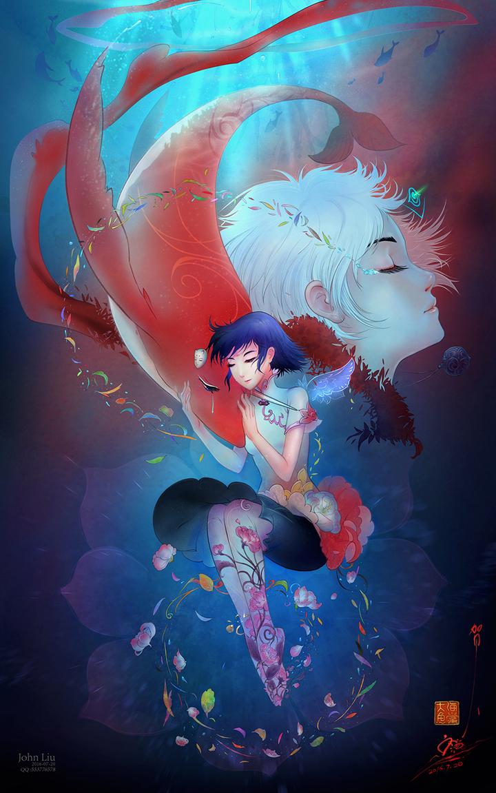 大鱼海棠-印象