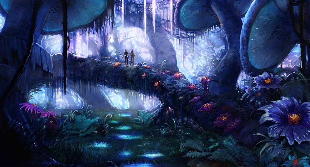 原始森林 由 hod660 创作 | 乐艺leewiart cg精英艺术图片