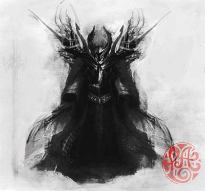 3  黑暗之神  黑暗之神来自于那些正义之神