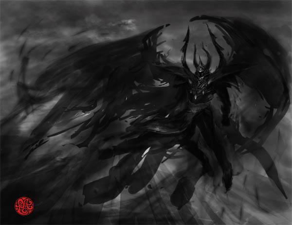 > 黑暗之神    黑暗之神  黑暗之神来自于那些正义之神灵魂深处的邪念