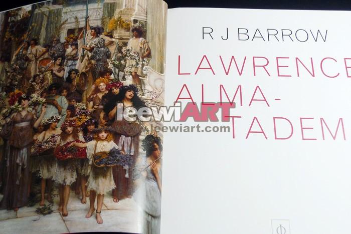 lawrence alma-tadema 劳伦斯 阿尔玛塔德玛画集