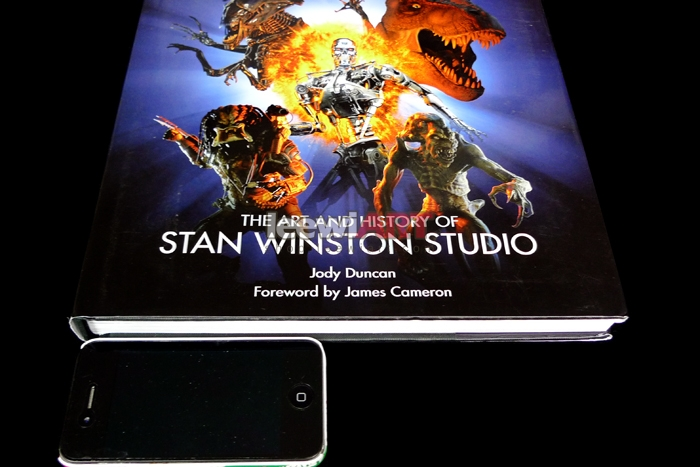 stan winston book - 700×467