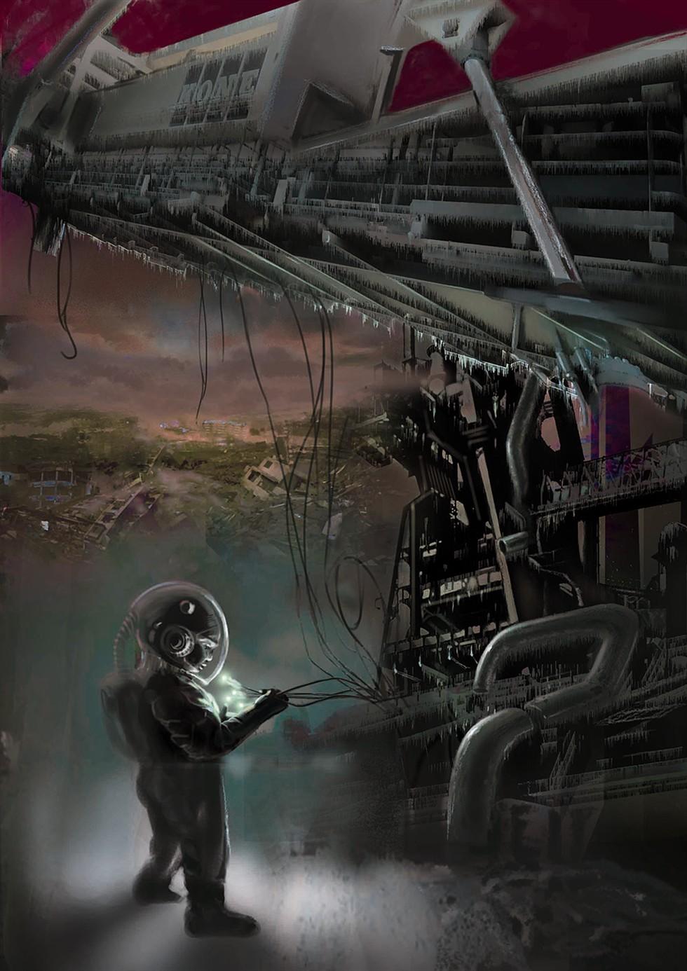《科幻世界》2015年封面画征稿