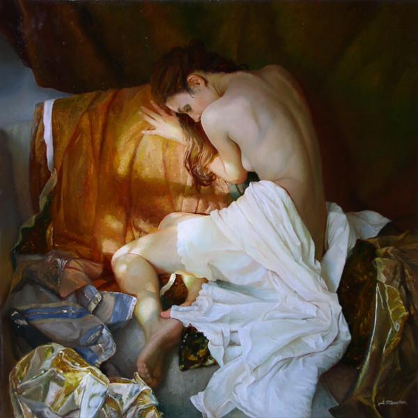 【人体艺术】俄罗斯现代画家Sergey Marshennikov的人体艺术 - 石墨阁艺术论坛 - 石墨阁艺术论坛--雨濃的博客