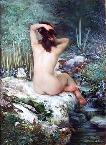 俄罗斯现代画家Serge Marshennikov油画欣赏 - 石墨阁艺术论坛 - 石墨阁艺术论坛--雨濃的博客