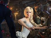 夏金鹏 / 游戏宣传海报、CG角色制作及影视模型制作